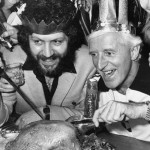 Dave Lee Travis and Savile