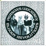 Poison Girls   Persons Unknown / Crass   Bloody Revolutions